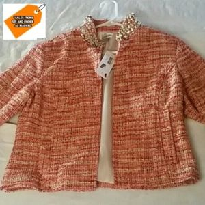 BUY ALL 3 listed Chico Tweed Blazers -r $29 / 2NWT